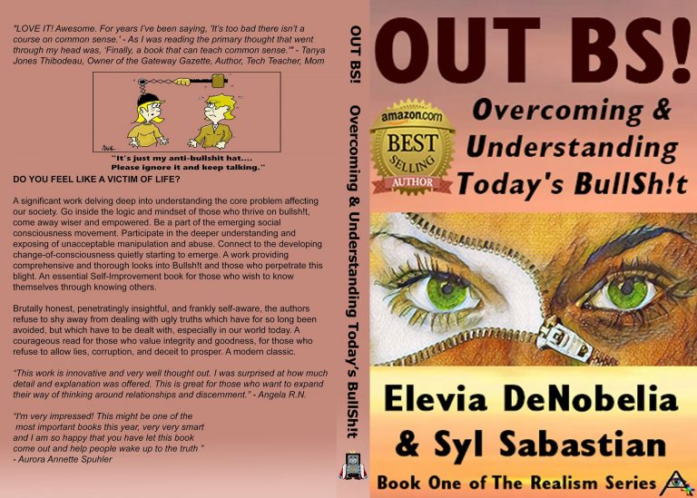 FB Live Book Reading of OUT BS! – Overcoming and Understanding Today's BullSh!t – Chapters 0 & 1
